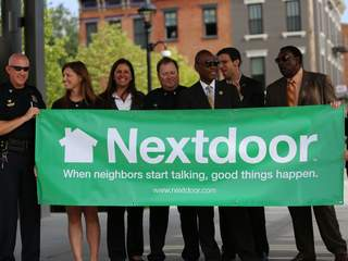 City integrates into Nextdoor.com