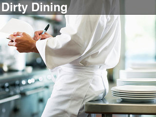 Dirty Dining 2015: How safe is your supper?