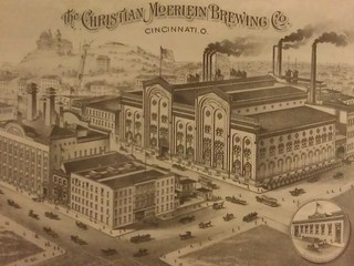 Cincinnati's rise and fall as a brewery town