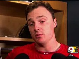 WATCH: Jay Bruce fires back at Mat Latos