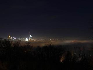 Dense Fog Advisory until 10 a.m.