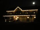 Submit a photo of your home's lights to win