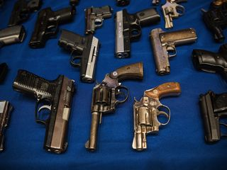 New law allows handguns on company property