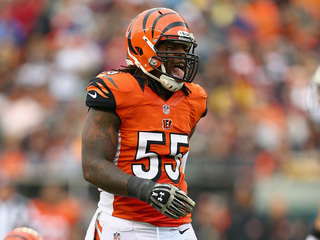 Bengals pay Vontaze Burfict $20M+ for 4 years