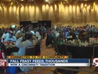 Volunteers to feed thousands during Fall Feast