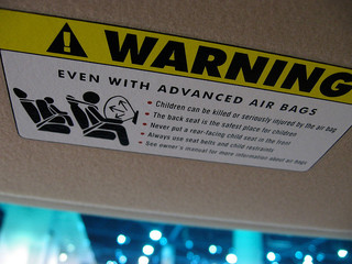 Is it an airbag recall notice...or rip-off?