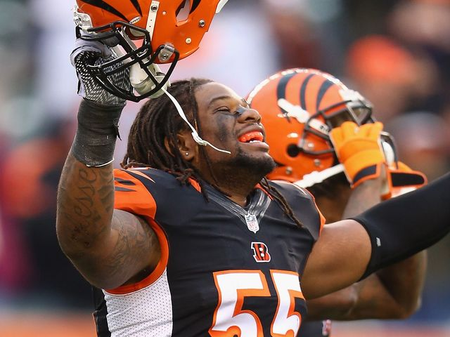 Bengals reportedly give contract extension to Vontaze Burfict