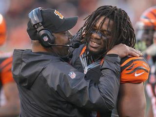 Burfict's baaaack - and just in a nick of time
