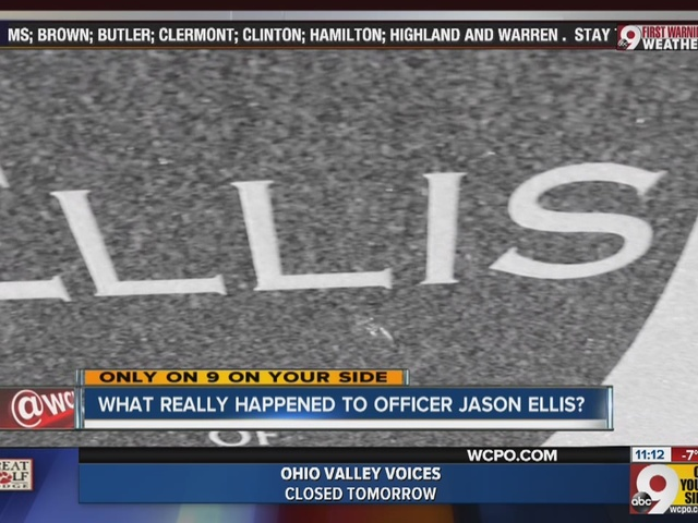 What really happened to officer Jason Ellis?