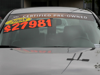Buying a used car? Watch out for this scam