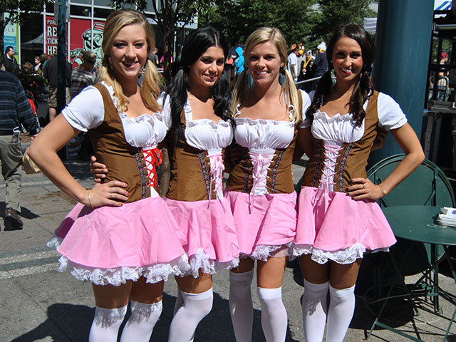 Relive all of Oktoberfest Zinzinnati weekend