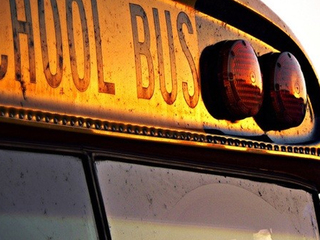 District: Driver kept kids on bus with no air