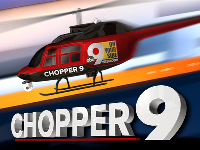 Say hello to WCPO's newest tool: Chopper 9
