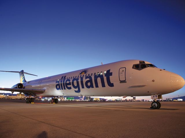 Rhode Island airport adds low-cost carrier Allegiant Air