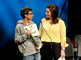 Students spell their way to regional bee crowns