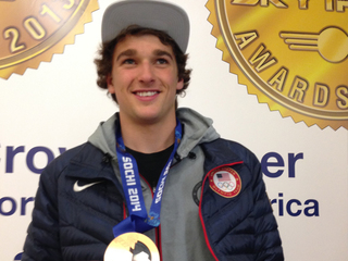 Olympic star Nick Goepper charged with vandalism