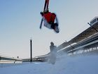 Nick Goepper would flip to drive Indy pace car