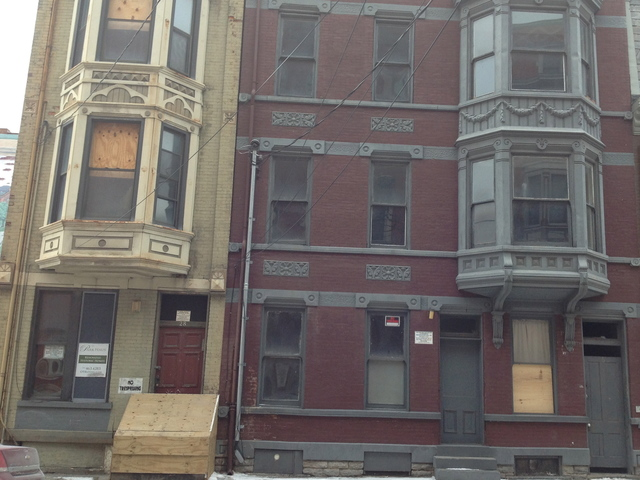 Behind-the-scenes: OTR buildings rebirth