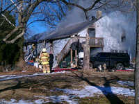 Campbell County house fire kills grandparents