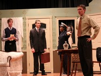 Reviews: Colerain performs 'Arsenic & Old Lace'