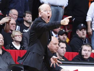 UC's Coach Cronin benched amid health concerns