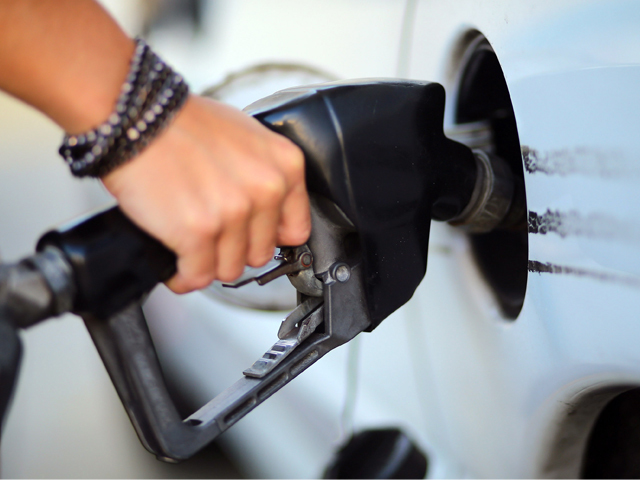 Percent Increase in Roseville Gas Prices Since 2016