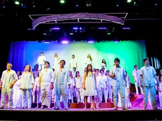 High school theater celebrated in awards gala