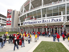 Get your Reds Opening Day tickets packages!