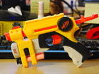 Nerf wars: harmful or harmless?
