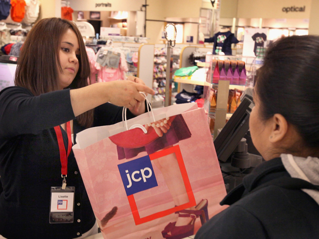 JCPenney announces to close stores at 140 locations