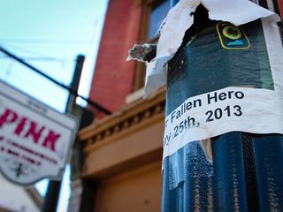 One year later: Who killed Officer Jason Ellis?