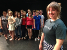 Class assignment evolves into CincyFringe play