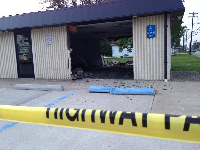 hamersville shooting crash