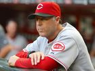 Reds manager goes on profanity-filled rant