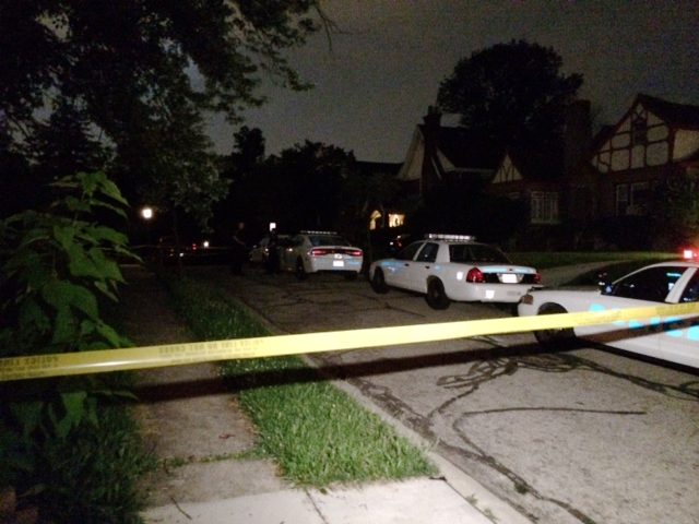 north Avondale shooting