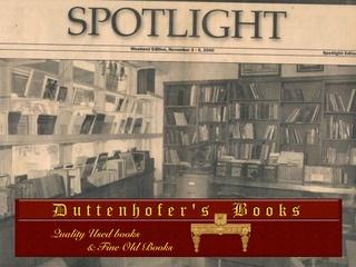 Duttenhofer's Books: A digital age success story