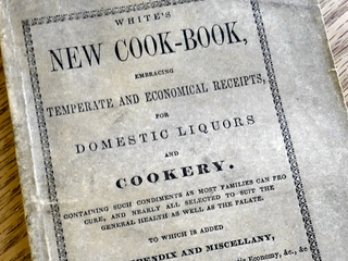 Try these old beer recipes from the 1800s