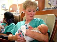 Wanted: Volunteers to cuddle sick babies