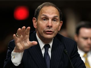 Will VA secretary address problems during visit?