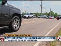 Deadly intersection had $1M in safety upgrades