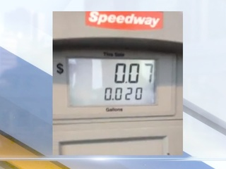 gas station caught overcharging for gas