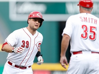 VIDEO: Have the Reds mishandled Mesoraco injury?