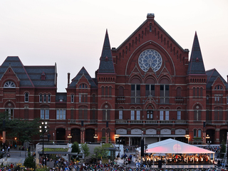 OH awards $25M in tax credits to Music Hall work