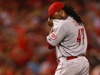 Reds fall 7-3 to Cardinals, lose 5 straight
