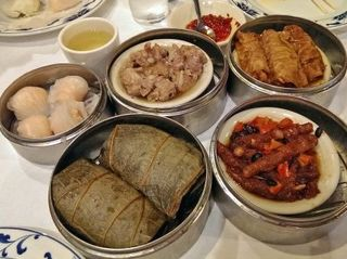 Find Dim Sum delights at Cincy's Grand Oriental