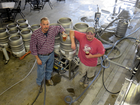Old firehouse sparks to life as craft brewery