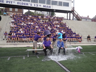WATCH: Catholic leaders take ALS 'challenge'