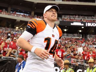 Bengals are rarin' to go, but wait