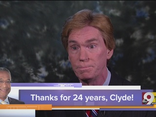 WATCH: Cincinnati remembers Clyde Gray