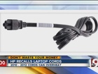 HP recalls 6 million cords for fire risk